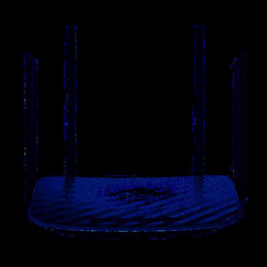 Picture of TP-LINK ROTEADOR WIRELESS GIGABIT AC1200 - DUAL BAND - 4 ANTENAS - COM RESET PRESET - FIRMWARE CONFIGURAVEL - ARCHER C5<W>