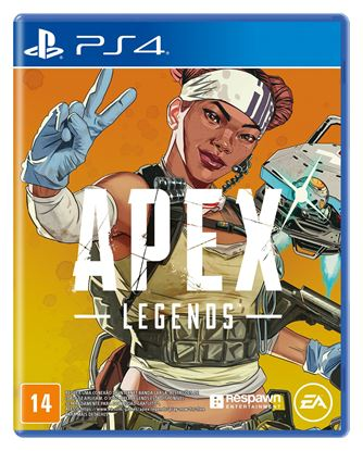 Imagem de APEX LEGENDS ED LIFELINE PS4