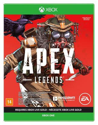 Imagem de APEX LEGENDS ED BLOODHOUND XONE