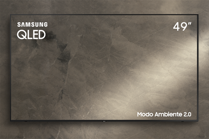 "Imagem de SAMSUNG SMART TV QLED 49"" - Q60"