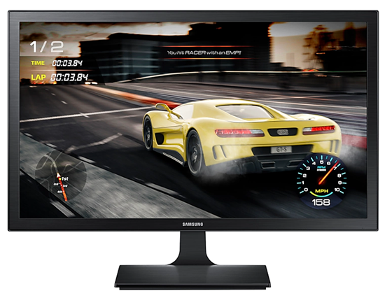 """Picture of MONITOR SAMSUNG 27"""" LED WIDE - S27E332H"""