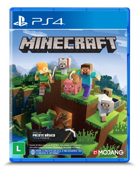 Picture of MINECRAFT - PS4