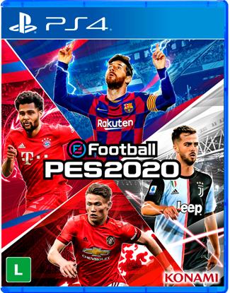 Imagem de PES 2020 EFOOTBALL PS4