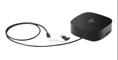 Imagem de HP DOCKING STATION UNIVERSAL USB-C/A G2 C/ ADAPTADOR USB-A