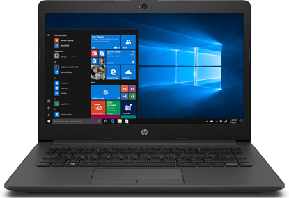 """Imagem de NOTEBOOK HP 240 G7 I3 - 7020U - 4GB DDR4 2133MHZ - HD 500 GB - TELA 14"""" -  WIN 10 PRO - GARANTIA 1 ANO"""