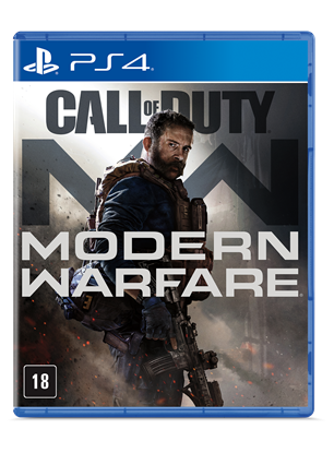 Imagem de CALL OF DUTY MODERN WARFARE PS4