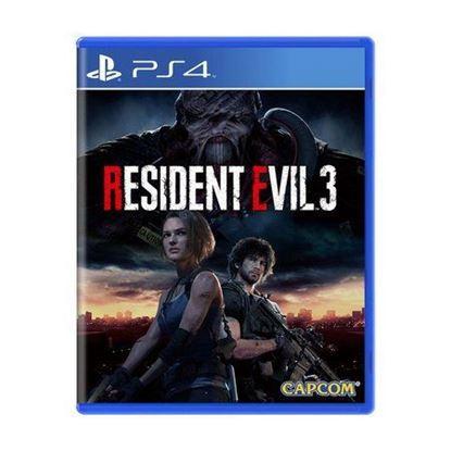 Imagem de RESIDENT EVIL 3 PS4