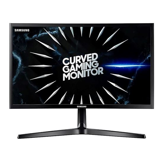 "Picture of MONITOR SAMSUNG FULL HD 23'5"" CURVO LC24RG50FQL PRETO"