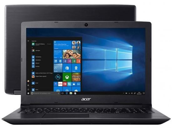 Picture of ACER NOTEBOOK 15.6  HD, CORE I3-6006U, 4GB, 1TB HDD, ENDLESS OS LINUX - 1 ANO DEPOT
