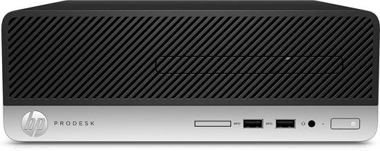 Picture of COMPUTADOR HP PRODESK 400 G5 SFF I5 - 8GB DDR4 2666MHZ - HD 1TB - C/ DVDRW - WIN 10 PRO - 1 ANO ON SITE