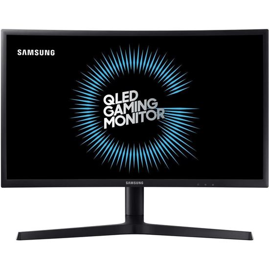 "Picture of MONITOR SAMSUNG  QLED FULL HD 27"" CURVO C27FG73F PRETO"