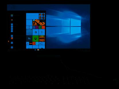 "Imagem de LG ALL IN ONE 22V280-L 21,5"" IPS LED FHD CEL 4GB HD500GB  WIN 10 BCO"