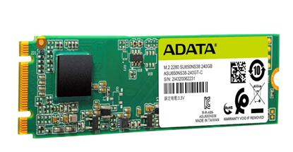 Imagem de SSD ADATA 240GB SU650NS38 M.2 SATA