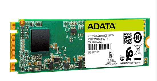 Picture of SSD ADATA 240GB SU650NS38 M.2 SATA