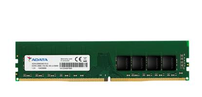 Imagem de MEMÓRIA ADATA DESKTOP DDR4 2666 8GB AD4U266638G19-S I