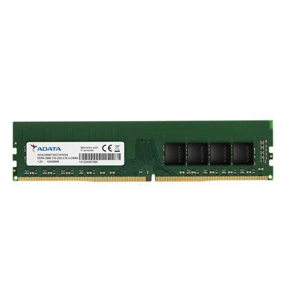 Imagem de MEMÓRIA ADATA DESKTOP DDR4 2666 4GB AD4U2666W4G19-S I