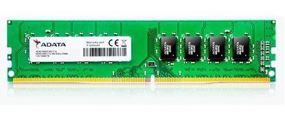 Imagem de MEMÓRIA ADATA DESKTOP DDR4 2400 4GB AD4U2400J4G17-S I