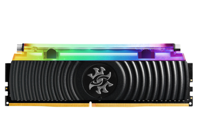 Imagem de MEMÓRIA  ADATA DESKTOP DDR4 3200 8GB BLACK AX4U320038G16ASB80 I