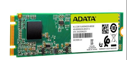 Imagem de SSD ADATA 480GB SU650NS38 M.2 SATA
