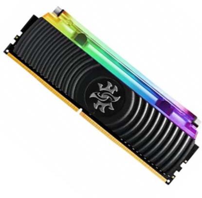 Imagem de MEMÓRIA ADATA DESKTOP DDR4 3000 8GB BLACK AX4U300038G16ASB80 I