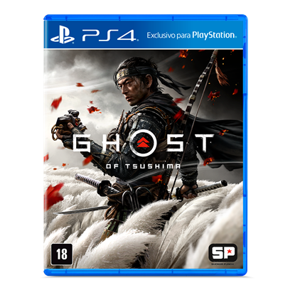 Imagem de GHOST OF TSUSHIMA PS4 P4DA00738701FGM