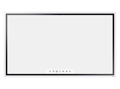 "Imagem de SAMSUNG MONITOR FLIP 65"" WM65R TOUCH BRANCO USB/HDMI"