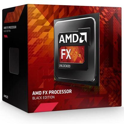 Imagem de PROCESSADOR AMD FX-6300 SIX CORE 3.5GHZ 14MB SOCKET AM3+