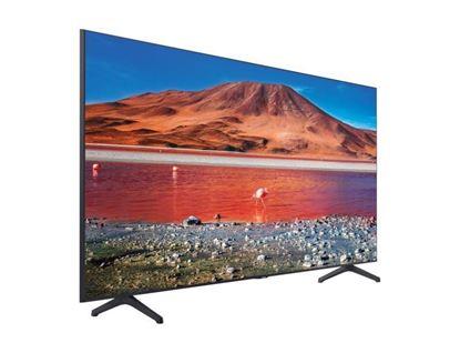 "Imagem de SMART TV SAMSUNG CRYSTAL UHD 4K TU7000 70"", BORDA ULTRAFINA, CONTROLE REMOTO UNICO, BLUETOOTH"