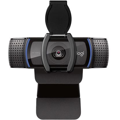 Imagem de WEBCAM LOGITECH FULL HD LOGITECH C920S