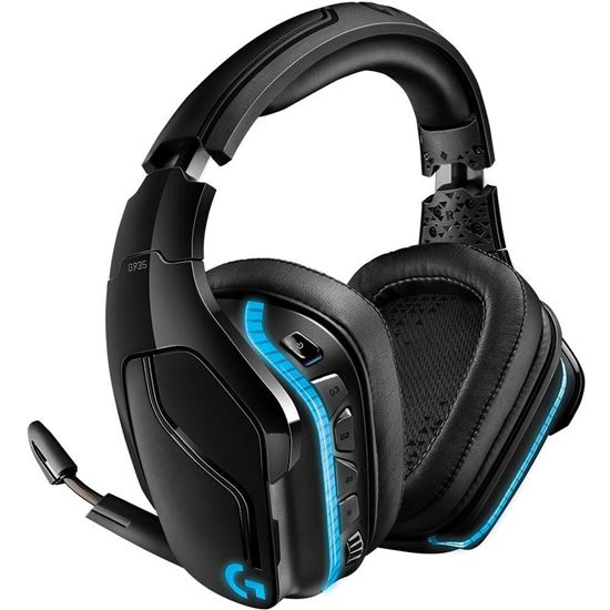 Picture of HEADSET LOGITECH P/ GAMING G635 RGB SURROUND 7.1