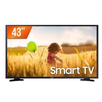 "Imagem de TV SAMSUNG BUSINESS SMART LED 43"" FHD 2HDMI/1 USB"