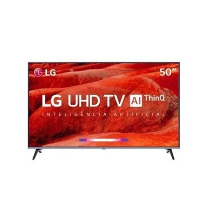 "Imagem de TV LG 50"" LED UHD SMART 4K 50UM751C HDMI/USB THINQAI WEBOS VESA [200X200MM]"