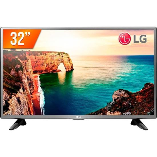 "Picture of TV LG PRO 32""  2 HDMI, USB, VIRTUAL SURROUND SOUND,  CONVERSOR DIGITAL, MODO HOTEL 32LT330HBSB"