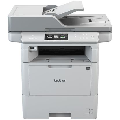 Imagem de BROTHER MULTIFUNCIONAL LASER MONO MFCL6902DW BRANCA 50PPM DUPLEX/WIRELESS/FAX