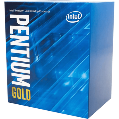 Imagem de PROCESSADOR INTEL PENTIUM GOLD G5420 3,80 GHZ 4MB CACHE LGA 1151 COFFEE LAKE 9º GERACAO - MARCA INTEL