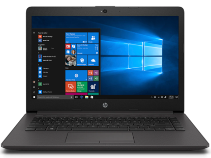 "Imagem de NOTEBOOK HP 240 G7 I3 - 8130U - 4GB DDR4 2400MHZ - HD 500 GB - TELA 14"" - WIN 10 PRO - 1 ANO"