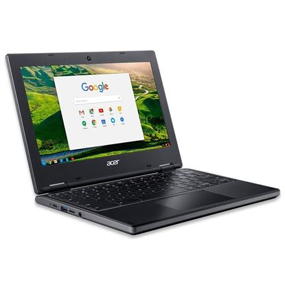 "Imagem de CHROMEBOOK ACER 11,6"" HD TOUCHSCREEN, AMD A4-9120C, 4GB, EMMC 32GB HDD, CHROME OS - 1 ANO DEPOT"