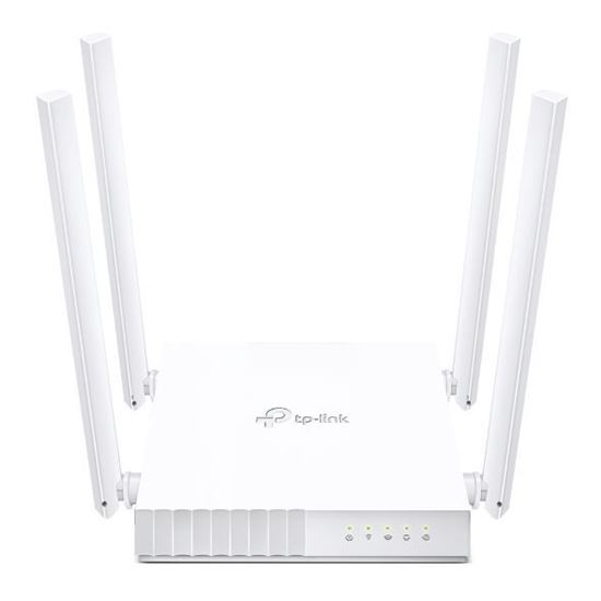 Picture of ROTEADOR TP-LINK WIRELESS  DUAL BAND AC750 - 4 ANTENAS - ARCHER C21[BR] 1.0