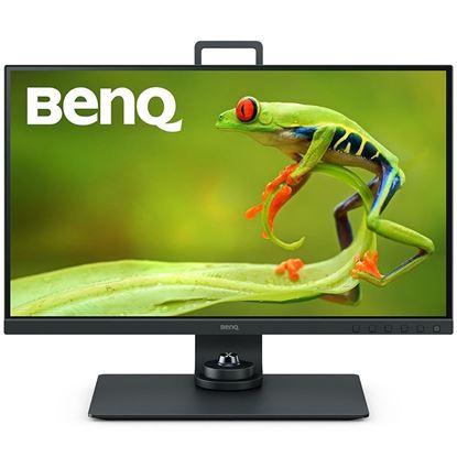 """Imagem de MONITOR BENQ SW270C QHD COM 27"""", PAINEL IPS, HDR 10 SW270C"""
