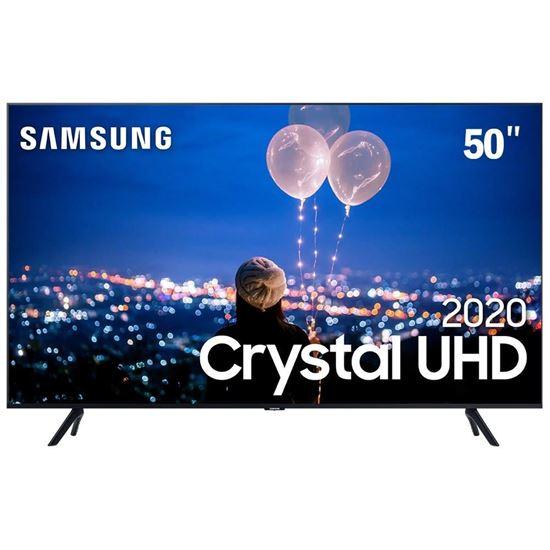 "Picture of SMART TV SAMSUNG CRYSTAL UHD 4K TU8000 50"", BORDA ULTRAFINA, MULTIPLOS ASSISTENTES PESSOAIS UN50TU8000GXZD"