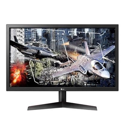 "Imagem de MONITOR LG GAMER 24GL600F-B 23.6"" FHD HDMI/DP 144HZ 1MS VESA [100X100MM] PRETO"