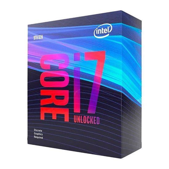Picture of PROCESSADOR INTEL CORE I7 9700KF 3.60 GHZ 12 MB CACHE LGA 1151 COFFEE LAKE 9O GERACAO SEM PLACA GRAFICA BX80684I79700KF I