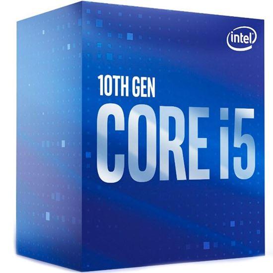 Picture of PROCESSADOR INTEL CORE I5 10400 2.9 GHZ [FREQUENCIA MAXIMA 4.30 GHZ], 12 MB CACHE FC-LGA1200 14C 10 GERACAO - MARCA INTEL