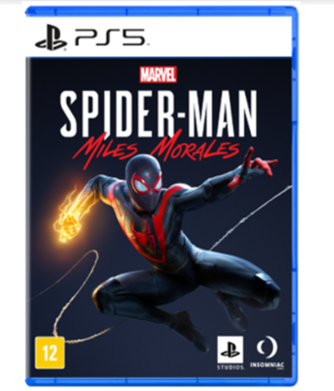Picture of Spider-Man: Miles Morales - PS5
