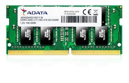 Imagem de MEMÓRIA ADATA NOTEBOOK DDR4 2400 8GB