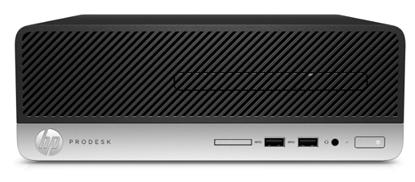 Imagem de COMPUTADOR HP PRODESK 400 G6 SFF, I3 9100 - 4GB DDR4 2666MHZ - HD 500GB - FREE DOS - 1 ANO ON SITE