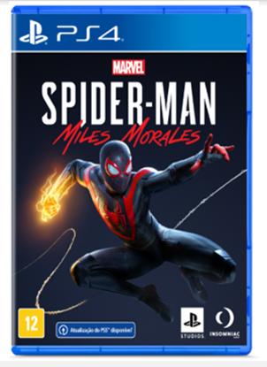 Imagem de MARVEL'S SPIDER-MAN:MILES MORALES - PS4