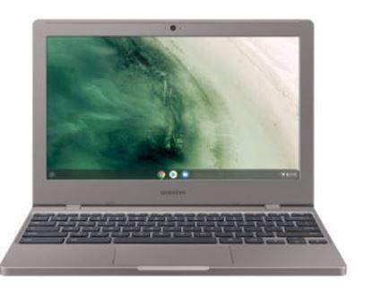 Imagem de CHROMEBOOK SAMSUNG INTEL® DUAL-CORE, GOOGLE CHROME OS, 4GB, 32GB, 11.6'' HD LED, 1.18KG