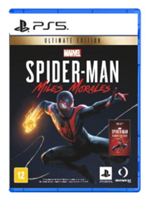 Imagem de SPIDER-MAN: MILES MORALES EDICAO ULTIMATE - PS5