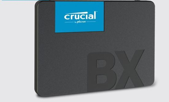 Picture of SSD CRUCIAL BX500- 480GB 3D NA